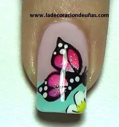 imagenes de uñas pintadas con mariposas u 241 as decoradas de los pies con mariposas buscar con