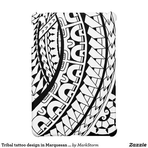 marquesan tribal tattoo tribal design in marquesan patterns for the