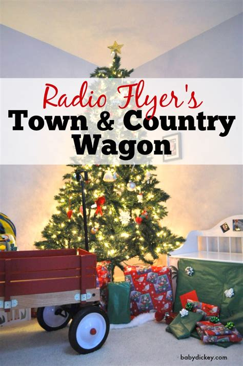 Radio Flyer 25 Days Of Giveaways - radio flyer wagon 25 days of holiday giveaways baby dickey chicago il mom blogger