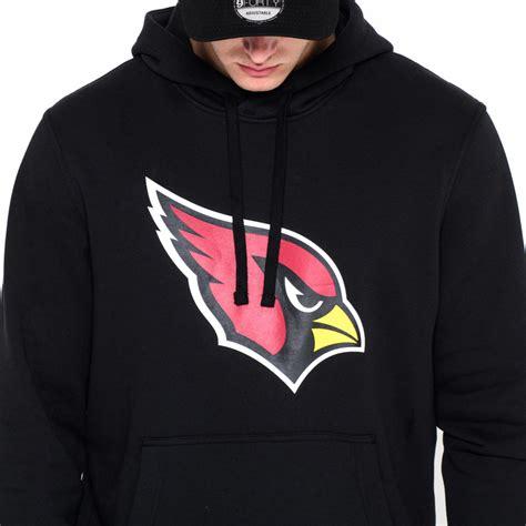 Sweater Jaket Hoodie Eiger Logo arizona cardinals team logo black pullover hoodie new era