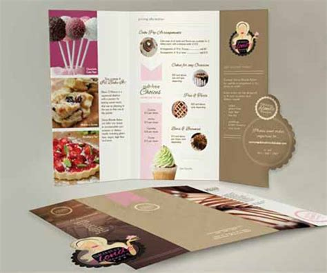 How To Make A Brochure Handmade - brochure exles 25 brillant designs to take inspiration