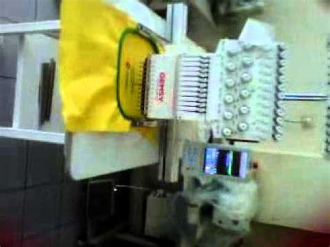 Mesin Bordir Handuk mesin bordir pemula e900 082386272999 cocok untuk awal