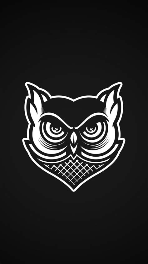 Download Black Owl Wallpaper Gallery
