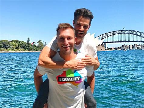 1 Year Old Bedroom Ian Thorpe On Boyfriend Ryan Channing And Moving Back To