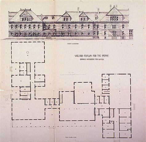 mental hospital floor plan diseases of the mind highlights of american psychiatry