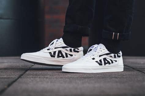 Vans Logo White vans 2017 fall winter quot logo quot pack release info hypebeast