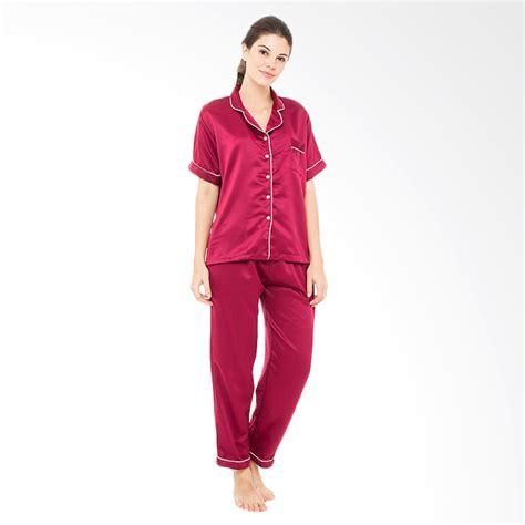 Piyama Pajamas Baju Tidur jual madeleine pyjamas silk pajamas baju tidur