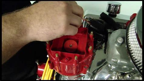 install accel hei corrected distributor cap video