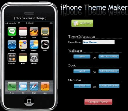kakao theme maker iphone iphonethememaker temas personalizados para iphone