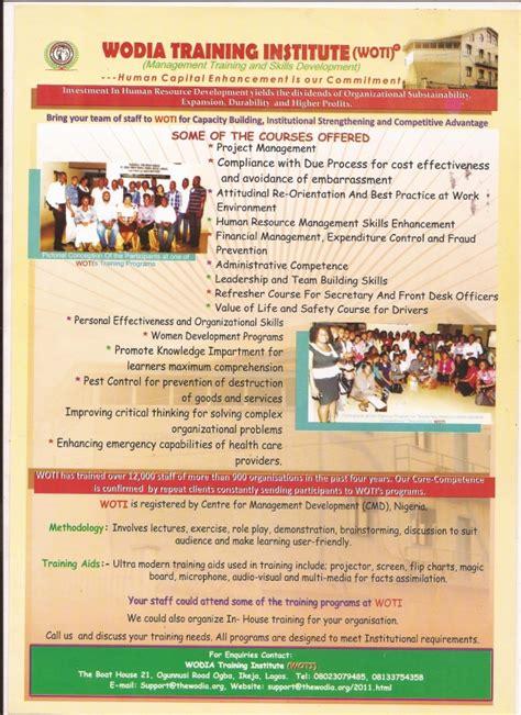 boat house ogba wodia training institute woti ikeja nigeria
