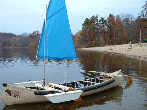 kayak boats sail sailboats to go 187 sail kit plans for canoes and inflatable