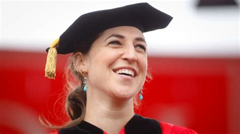 mayim bialik dissertation 9 brainy who earned advanced degrees in