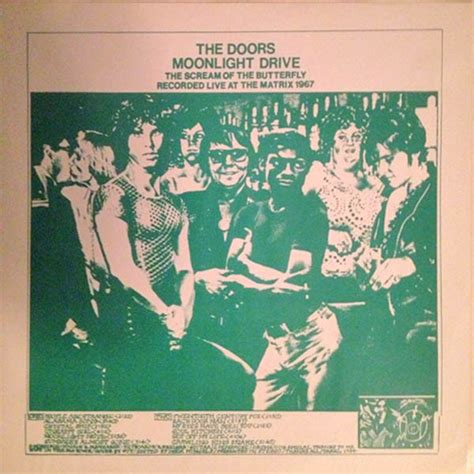 the doors moonlight drive vinyl lp album at discogs