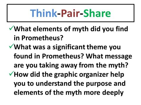 themes in the story of prometheus grade 6 module 1 unit 2 lesson 9 analyzing details in