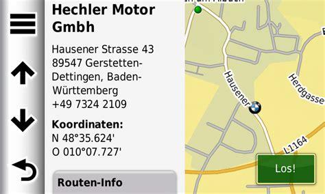 Bmw Motorrad Navigator Iv Gebraucht by Navigator Update Der H 228 Ndler Datenbank 2015 Hechler