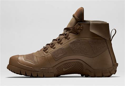 nike combat boots nike sfb mountain sneakernews
