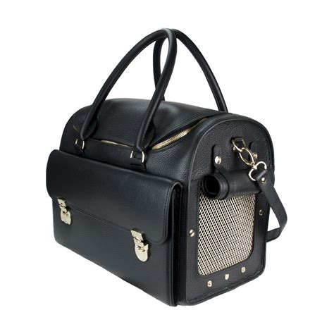 puppy bags nest travel bag black bags
