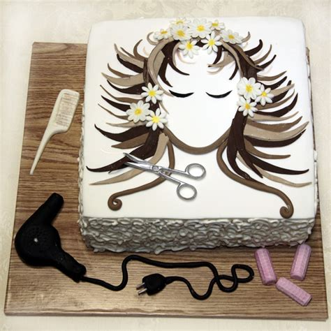 Cosmetology Decorations by 15 Best Images About Beautician Cakes On Pinterest Hair