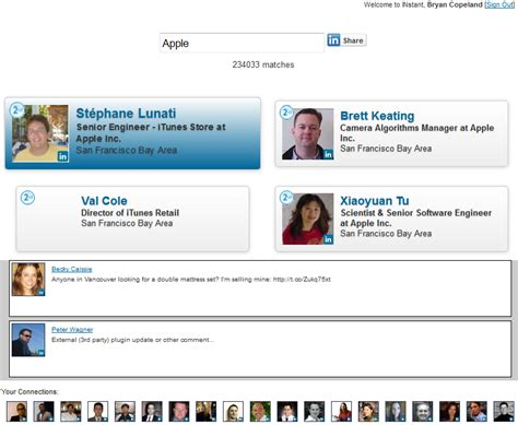 Linkedin Api Search Freelance Consulting And Entrepreurial Pursuits