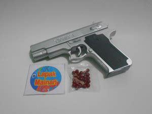 Mainan Pistol Anak Big Barang Berkualitas jual mainan pistol mini gun plus peluru lapak