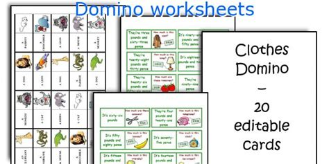 How To Use Dominos Gift Card Online - english teaching worksheets domino