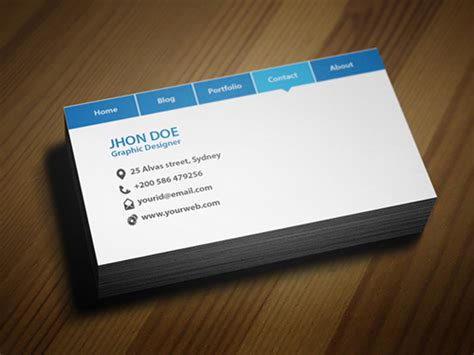 Professional Name Card Template by Professional Name Card Template Professional Name Card