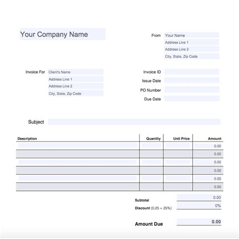 how to create a new invoice template in quickbooks nb president