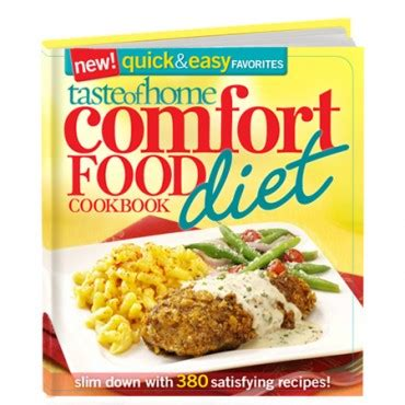 taste of home cookbook 2013 hot taste of home comfort food diet cookbook 9 99