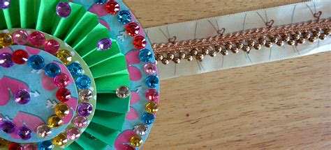 this raksha bandhan handcraft a unique rakhi with your