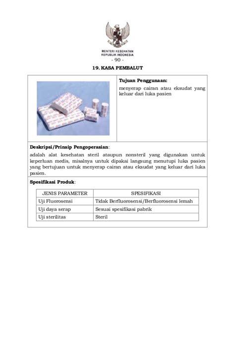Alat Kesehatan Atopiclair 40ml Sni permenkes no 118 tahun 2014 tentang kompendium alat kesehatan