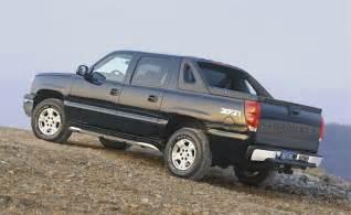 2004 chevrolet avalanche conceptcarz