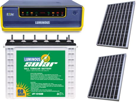 Solar Panel 200wp Luminous Solar Cell luminous all solar price lists in india kenbrook solar