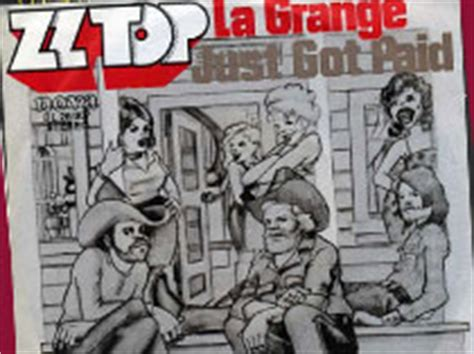 Tablature La Grange by Zz Top La Grange Tab