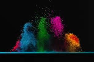 Color Design Dancing Colors Making Sound Waves Visible