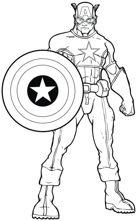 marvel coloring pages captain america get this marvel coloring pages captain america ywn3l