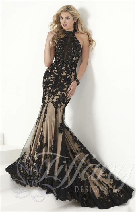 tiffany designs  sweet  sultry dress prom dress