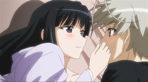 yosuga no sora yosuga no sora images kazuha and haruka hd wallpaper and