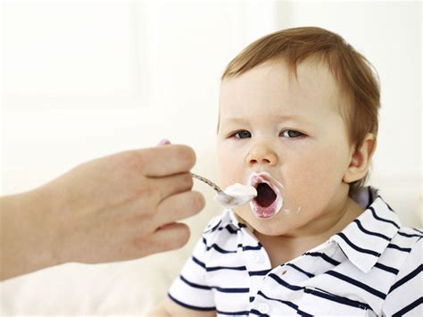 my eats when can my baby eat yogurt babycenter