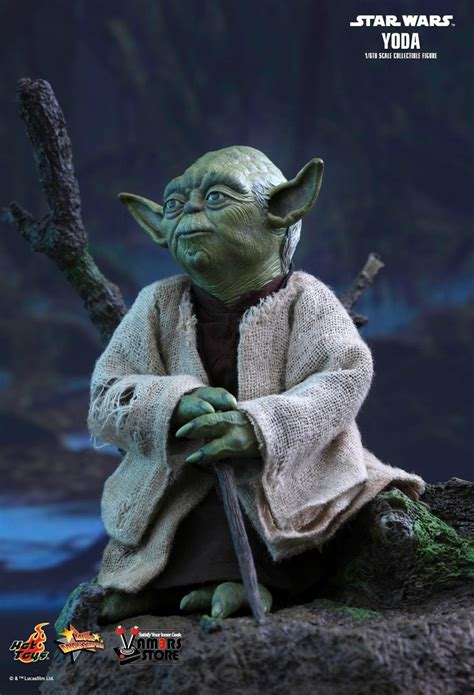 toys yoda sixth scale collectible figure vamers store
