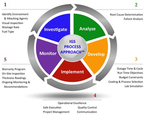 a process developing a new approach to living books integrated global services igs igs process approach