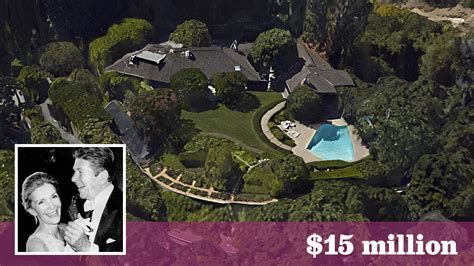 reagan house bel air ronald and nancy reagan s bel air home sells to