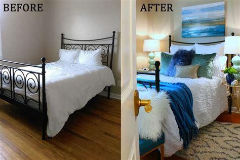 Easy Room Makeover easy one room refresh guest room makeover better living