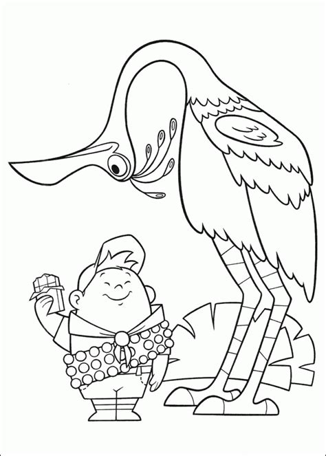 Coloring Page Up House by Pixar Up Coloring Pages Coloringpagesabc