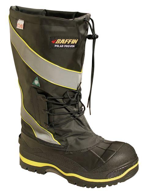 baffin boots baffin derrick stp work boots pol02