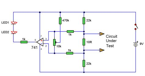 thermocouple swing resistor how to build connection tester circuit diagram