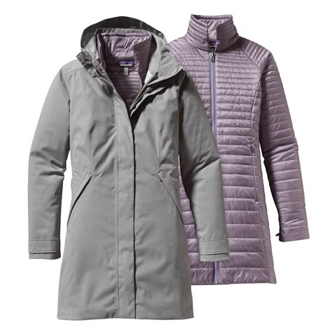 Ic Dress Coat Annabelle 3in1 patagonia s vosque 3 in 1 parka winter 2015 countryside ski climb