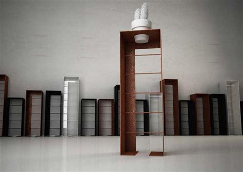 arredi design design di prodotto arredo in metallo collezione