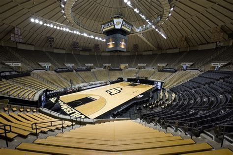 mackey arena seating capacity purdue mackey arena complex renovation