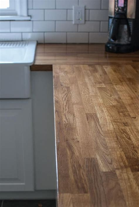 Sealing Butcher Block Countertop by Sealing The Counter Tops Should Read This
