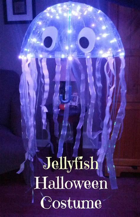 amazing diy jellyfish costume   real